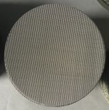 Filtre à écran Extruder en plastique / Fil de fil à fil tissé