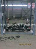Équipement de levage de voiture Voiture de 4 postes d'un palan