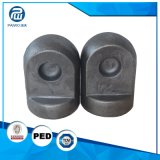 Hohe Präzision CNC-maschinell bearbeitende hydraulische Stahlteile für Industrie