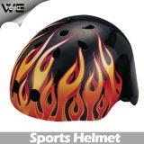 スケートで滑る循環のバイクは遊ばす子供または大人(FH-HE005L)のためのヘルメットを