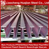 Viga laminada en caliente del acero suave H del precio de fábrica hecha en China