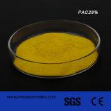 処置の化学薬品のための28% PACのPolyaluminiumの塩化物
