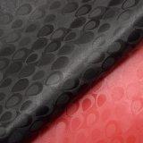 Wasser Absinken geprägtes künstliches PUfaux-Dekoration-Leder für Beutel