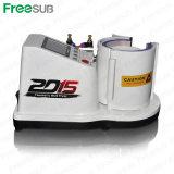 Freesub 2015 Nueva llegada taza neumática Máquina de prensa de calor (ST110) certificado CE