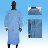Wegwerf-pp.-nichtgewebtes chirurgisches Kleid
