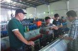 Rolo real da fábrica da maquinaria automática da barra de T que dá forma à máquina