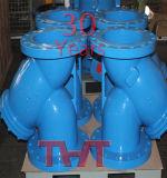De Filter van het Water van de Zeef van het Type van roestvrij staal Y