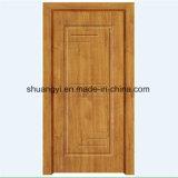 Colorfullエントリ木のドアの皮