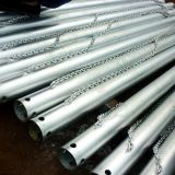 Carbon soldado Galvanized Steel Pipe com Holes