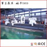 Lathe высокой точности Китая профессиональный сверхмощный для поворачивать цилиндры 40t (CG61200)