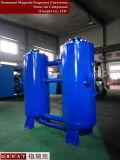 Separador de ar e óleo do compressor de ar com parafuso rotativo