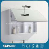 Vanità calda della stanza da bagno di stile dell'Europa di vendita con il Governo dello specchio (SW-1307)