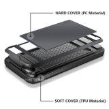 Revolutionaire PC 2 van het Ontwerp TPU in 1 Hybride Geval van de Telefoon voor iPhone 6s