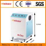 Minischrank-Abendessen-leiser ölfreier Luftverdichter für Hostipal (TW7501S)