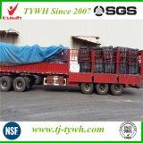 Carbón basado en carbón activado granular Tamaño 1-8mm con yodo 300-1000mg / G