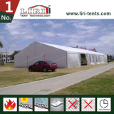 Hot Sales를 위한 Full Glass Walls를 가진 백색 PVC Sidewalls Tent