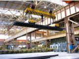 Aimant de levage électrique du Rebut-Transportaton MW5 normal pour l'usine sidérurgique