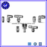 Europea y Festo Pneumatic Pisco Adaptadores de montaje de neumáticos tipos Compresor de aire Accesorios