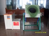 Fabricante de Venda Directa, proteção ambiental do forno de indução de fundição de Ouro