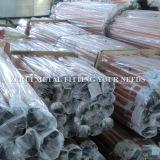 Weiche Abkühlung-Kupfer-Rohrleitung in der geraden Länge