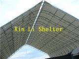 Estructura de acero resistente al agua gran hangar de aviones XL-7010028Tienda (P)
