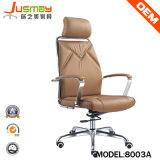 Conception Modren métal chaise de bureau pivotant en cuir de levage
