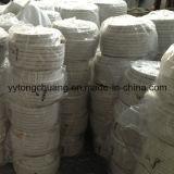 Furnace e Kiln refrattari Ceramic Fiber Wool Square Braided Rope