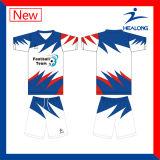 Calcio Jersey di sublimazione personalizzato Teamwear di Healong per l'uomo