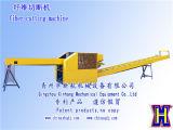 Nouveau meilleur qualité chiffon Machine de recyclage des déchets /tissu de fibre Chiffon de déchets de la machine de coupe