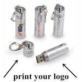 USB 섬광 드라이브 건전지 OEM 로고 USB 지팡이 금속 USB Pendrives 플래시 디스크 USB 메모리 카드 USB 2.0 드라이브 USB 플래시 카드 펜 드라이브 기억 장치 지팡이 엄지