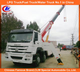 HOWO resistente 30t-40t Recovery Truck