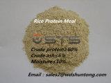 Repas de protéine de riz de qualité pour l'alimentation des animaux