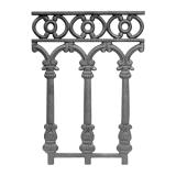 Ornamental del ferro saldato da vendere