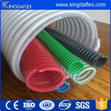 Tuyau d'aspiration en PVC à l'intérieur et à l'extérieur