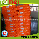 Bâche de protection stratifiée par PVC avec UV