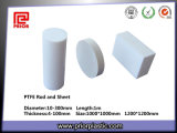 PTFE Sheet con 0.5-100mm Thickness
