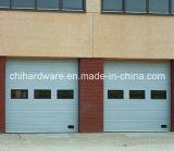 完全な視野のパネルの産業ドアまたは部門別のオーバーヘッドドアまたは自動オーバーヘッドドア