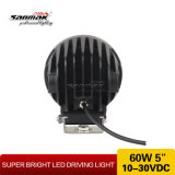 CREE LED Driving Light de 5inch New Headlight para Offroad (SM6062-60W)
