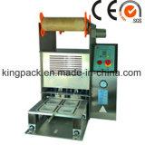 Semi-Auto máquina personalizada da máquina do aferidor da bandeja forma especial Desktop