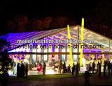 Tente transparente de mariage de chapiteau d'usager d'exposition d'événement de festival de 500 Seater