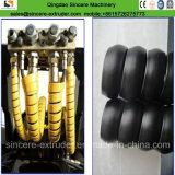 Ligne d'extrusion de pipe de spirale de protection de câble de pp \ PE \ PA \ machine de fabrication