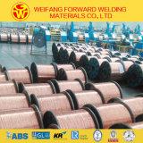 China-Hersteller des Schweißens-Draht CO2 Drahts (ER70S-6)