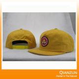 Hysteresen-flache Schutzkappe mit Ihren Firmenzeichen-Verschluss-zurück Hüten