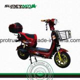 Schwanzloses hinteres Rad-elektrischer Roller des Motorzwei
