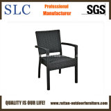 Rattan-Stuhl/Plastikweidenstuhl/Plastikgarten-Stuhl (SC-A7227-B)