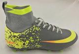 Новые спортивные спорта футбол башмак с Flyknit Sock высокого качества