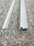 주문을 받아서 만들어진 PVC 백색 플라스틱은 단면도 LED 빛, 사무실 천장 etc.를 위한 내밀었다