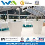 tenda trasparente impermeabile della tenda foranea di 15m per la mostra di evento del partito