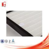 Châssis de papier Boîte rigide 95-99 % d'OPHA panneau Filtre plissé