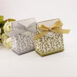Cinta de opciones de diseño personalizado Caja de regalo de papel
